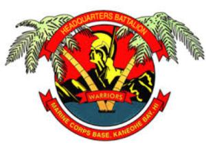 Marine Corps base Kaneohe bay, HI